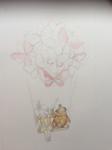 Wombat Conversations - Sketches